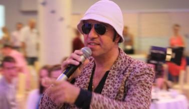 Два выступления Роберто Ное (Adriano Celentano Tribute) в Москве